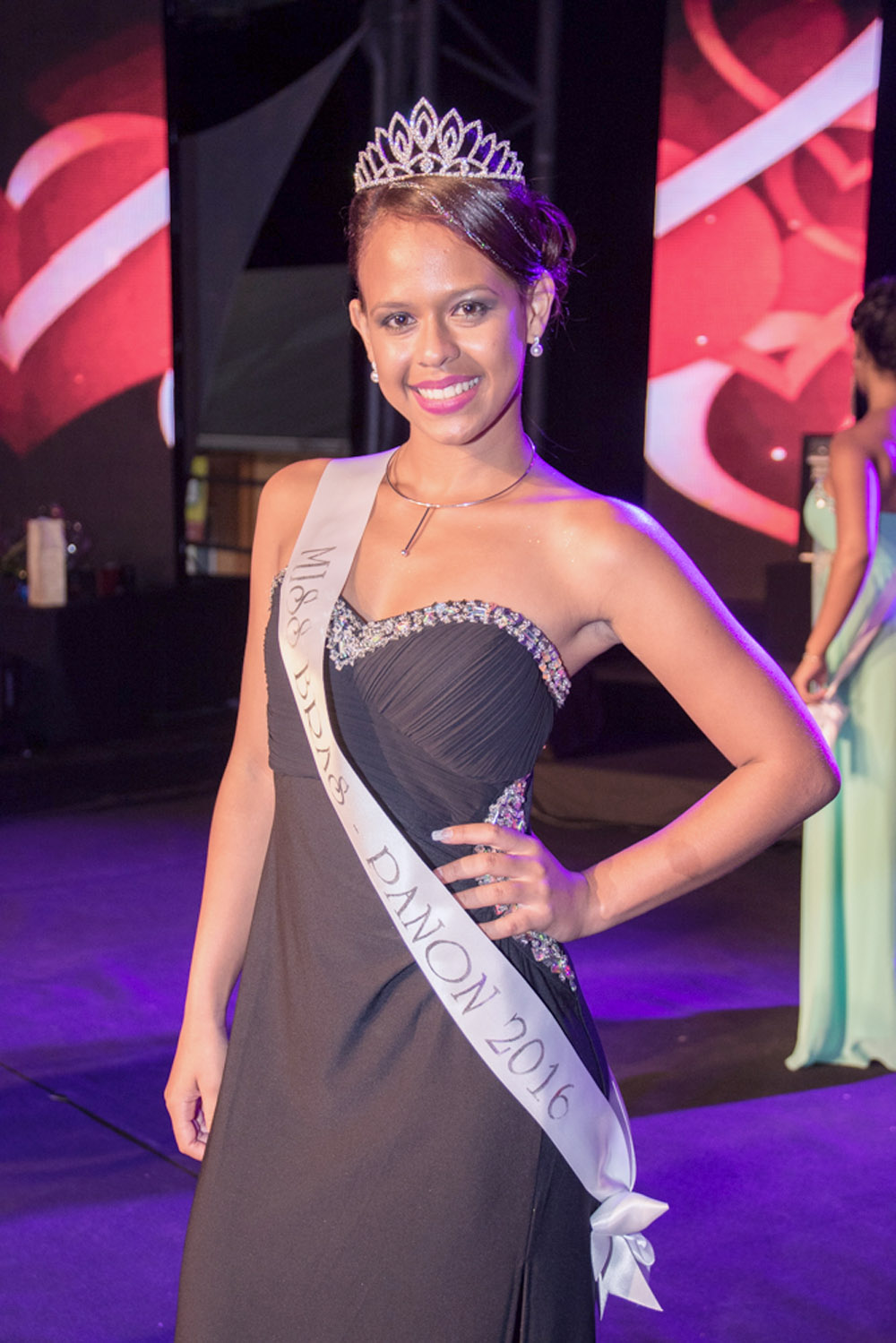 Anaë Danton, Miss Bras Panon 2016