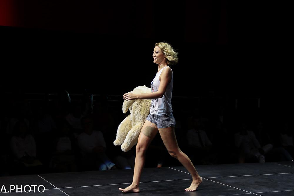 Les ex finalistes assurent la pyjamas party