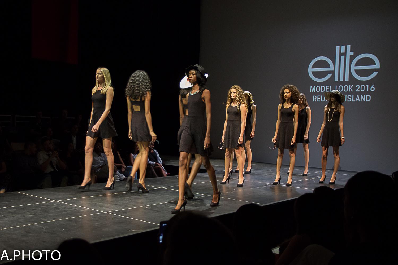 Les 10 finalistes Elite Model Reunion Island font le show