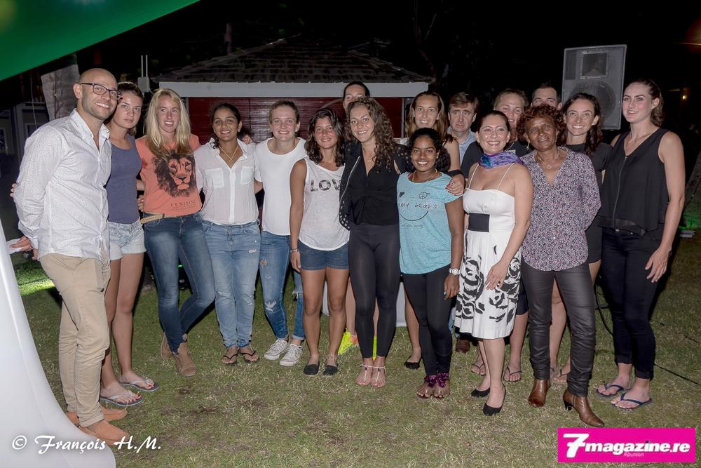 Les tenniswomen du tournoi Mary Pierce Indian Ocean Series