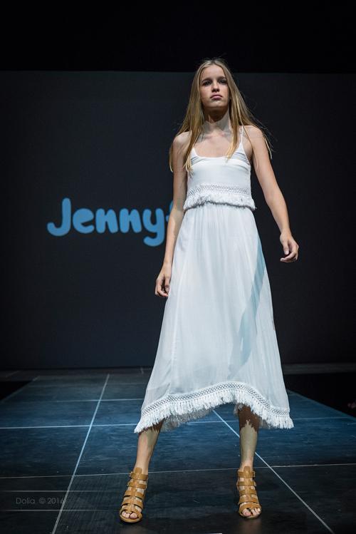 Fashion Show Jennyfer à la soirée Elite Model Look Reunion Island 2016