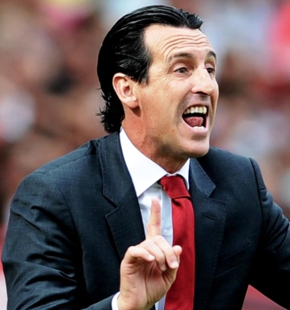 Unai Emery, c'est le nouvel entraîneur du PSG (photo AFP)