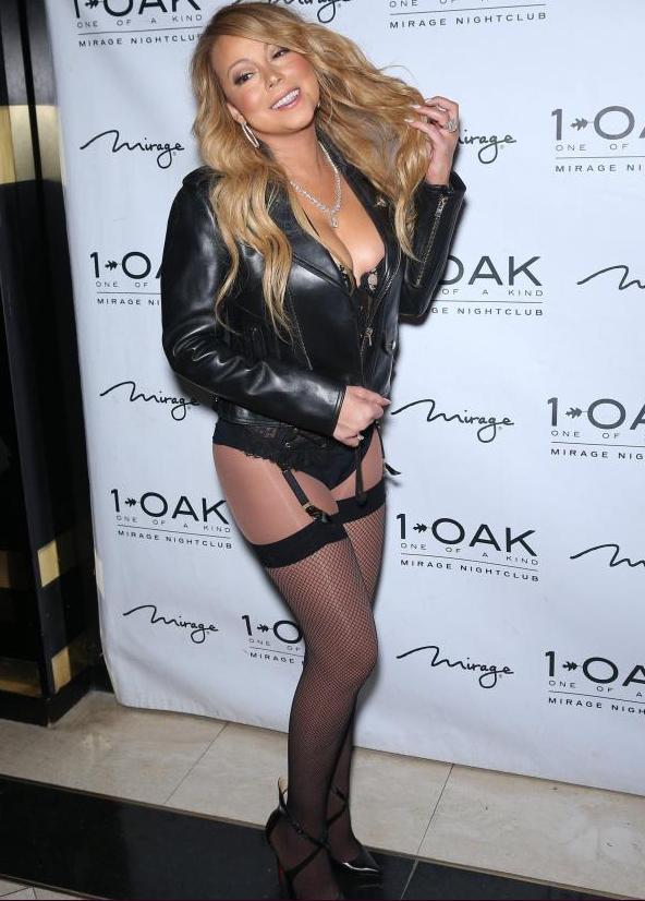 Mariah Carey: leçon de vulgarité
