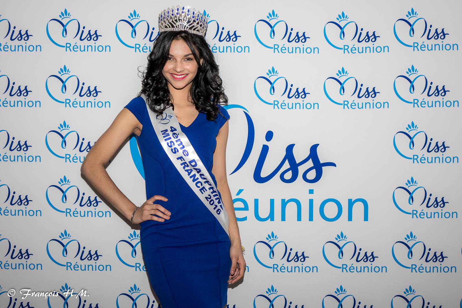 Les 12 candidates à l'élection Miss Réunion 2016 révélées