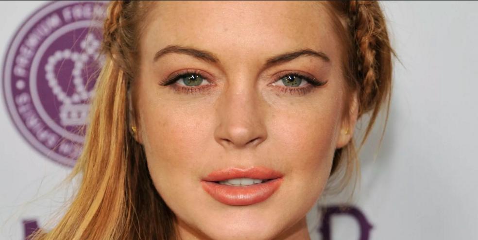 Lindsay Lohan: scandale à son anniversaire