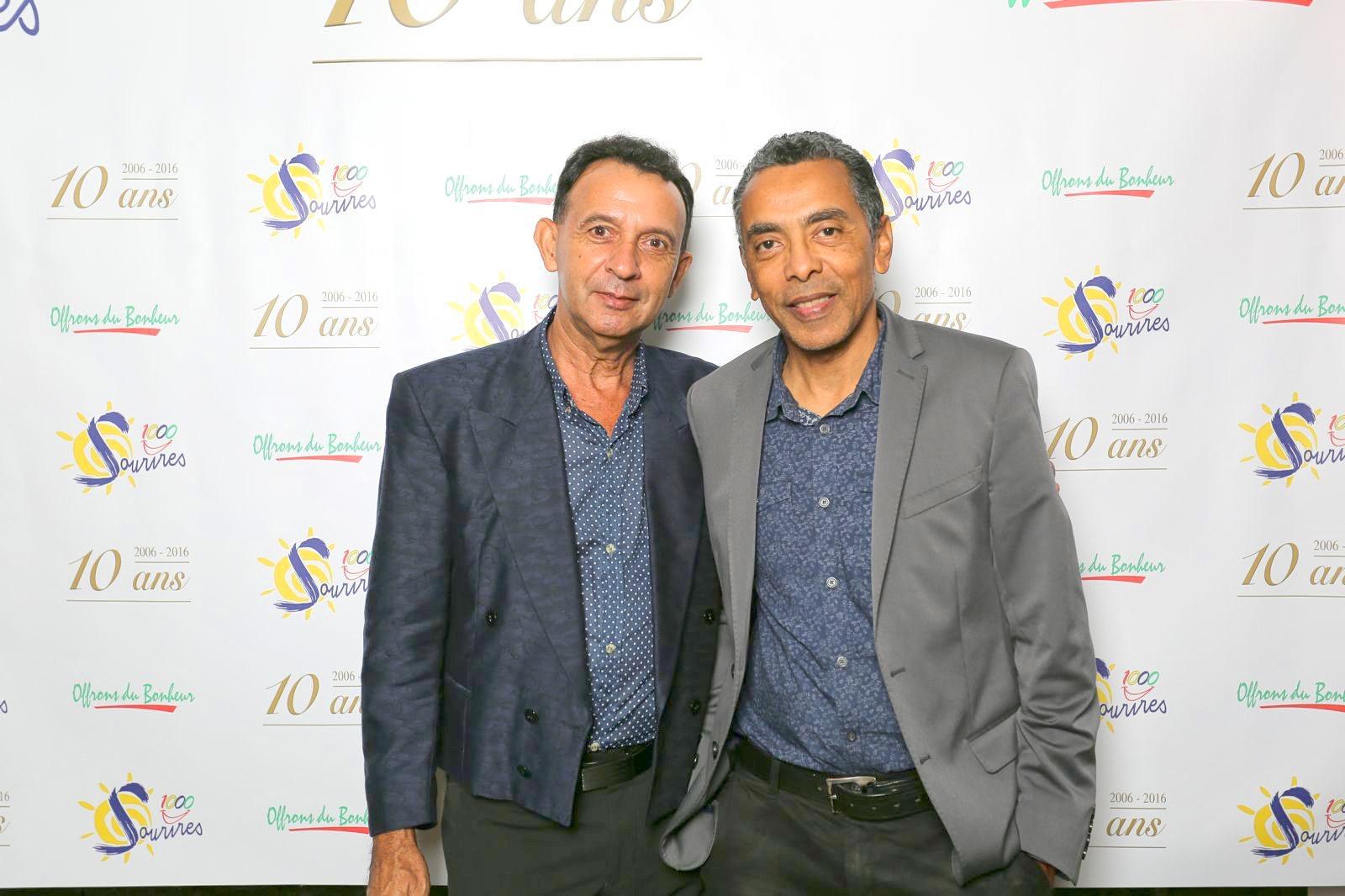 André Gigant et Thierry Jardinot