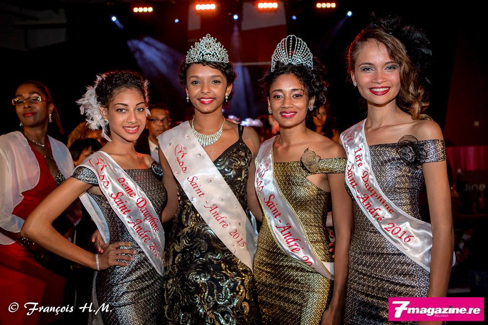 Avec Miss Saint-André 2015