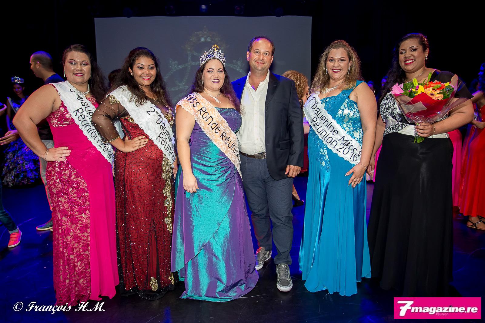 Avec Guillaume Lougnon, bénévole de Miss Ronde Réunion