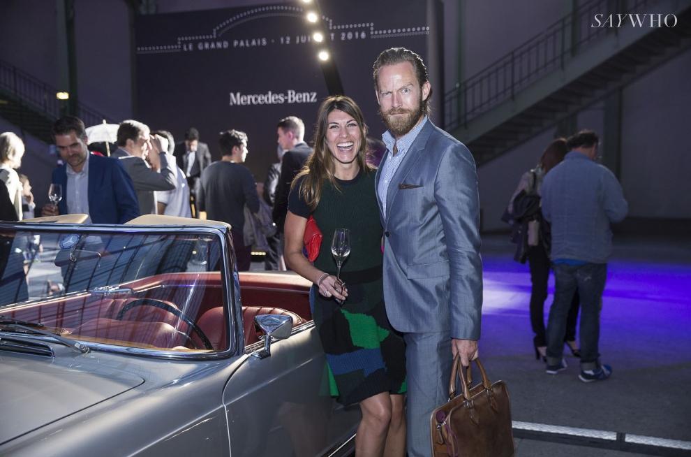 Mercedes fête ses 130 ans au Grand Palais