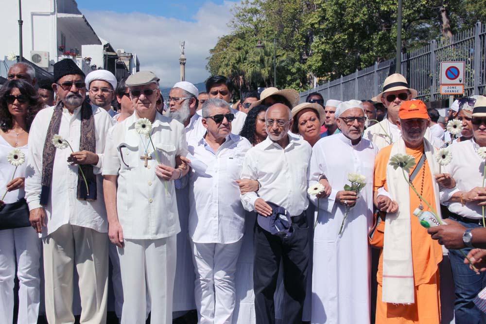Marche de la fraternité de Saint-Denis<br>Toutes les photos
