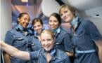 Recrutement hôtesses et stewards: Le job dating French Blue arrive!