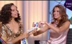 Miss France 2017 se fait taper sur les doigts par Miss France 2016