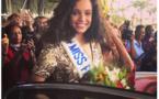 Retour triomphal pour Miss France en Guyane