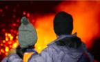 Éruption du Piton de la Fournaise: Un film aux images explosives