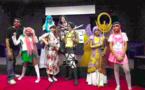 Un concours de Cosplay organisé à l'Entre-Deux