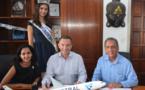 Air Austral partenaire de Miss Réunion 2017