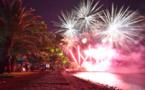 [RETOUR IMAGES] 14 juillet 2017: Feu d'artifice spectaculaire à Saint-Denis