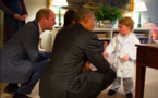 Le Prince George a 4 ans : l'adorable portrait...