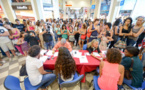 Casting Elite Model Look Reunion: l'affluence à Saint-Pierre