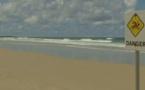 Mortellement blessé en attendant la vague!