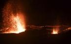 Le volcan époustouflant mais...