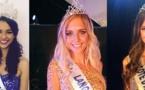 Miss France<br>Les 9 Miss régionales déjà élues