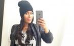 Amel Bent s'affiche à quelques jours de son accouchement