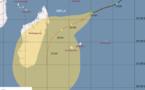 La dépression tropicale Abela devrait éviter la Réunion
