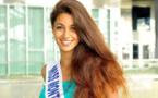 Aurore Kichenin, Miss Languedoc-Roussillon 2016 est d'origine réunionnaise