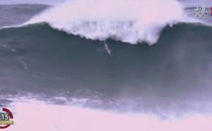 Les dompteurs de vagues géantes: un reportage de l'extrême