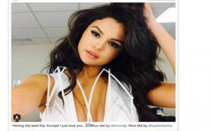 Selena Gomez s'excuse
