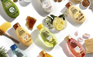 Garnier Ultra doux: sa première gamme de gels douche