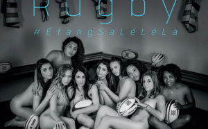 Le photographe du calendrier sexy des joueuses de rubgy raconte