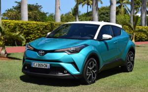 Toyota C-HR: forte personnalité
