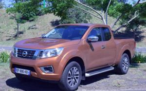 Nissan Navara: un pick-up embourgeoisé