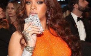 Rihanna ivre aux Grammy Awards?
