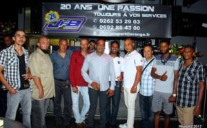 20 ans d'expérience et de passion pour la société JFB Transport