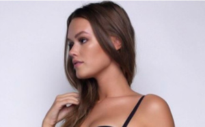 L'ex Miss Belgique superbe mannequin lingerie