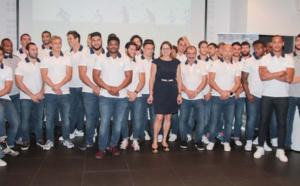 Le XV de France au Créolia pour une soirée rugby