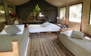 Otentic Eco Tent Experience : coup de coeur garanti !
