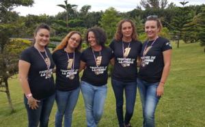 Trophée de la femme : Les femmes au volant