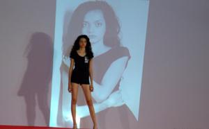 Kiana remporte le concours Elite Model Look Réunion 2017