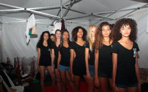 Les coulisses de la finale Elite Model Look Reunion Island 2017
