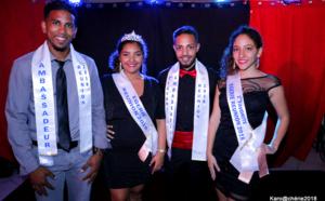 Bryan et Emilie élus respectivement Ambassadeur et Égérie Réunion 2018