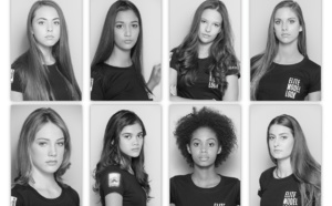 Les 8 finalistes Elite Model Look Reunion Island 2018
