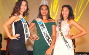 Miss Sainte-Marie 2019 : Elsa Ramassamy élue
