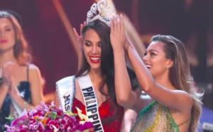 Miss Univers 2018 est Miss Philippines