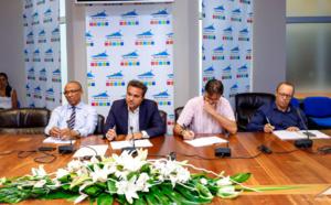 NRL : Echanges avec le collectif contre la digue et la carrière