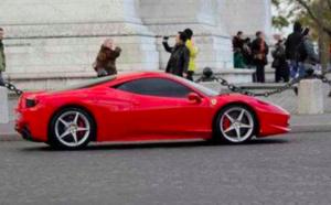 Voiture la plus chère: la Lamborghini de Dimitri Payet battue par la Ferrari de Kylian Mbappé