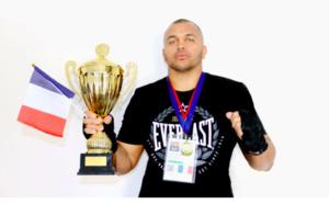 Le Réunionnais Brice Cadenet devient vice-champion du monde de boxe
